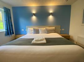 National Badminton Centre Lodge & Health Club, hotel in Milton Keynes