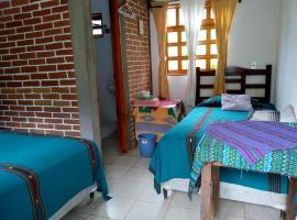 Mario's Rooms, hôtel à Panajachel