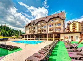 Continental, hotel in Bukovel