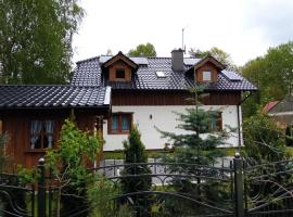 Apartament 4 osobowy, hotel near Bory Tucholskie National Park, Kujan