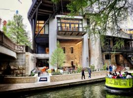 Canopy By Hilton San Antonio Riverwalk, hotel in San Antonio