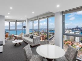 Meriton Suites North Sydney, hotel near Randwick Racecourse, Sydney