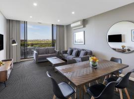 Meriton Suites Waterloo, hotel near Australian Turf Club, Sydney