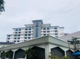 Raia Hotel Kota Kinabalu, מלון בקוטה קינבלו