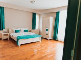 Pensiunea Green Horse, hotel in Sibiu
