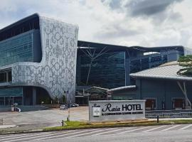 Raia Hotel & Convention Centre Kuching,古晉的飯店