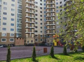 квартира в ЖК СОЛНЕЧНЫЙ, hotel with pools in Kaliningrad
