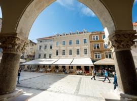 Heritage hotel Santa Lucia, Hotel in Split
