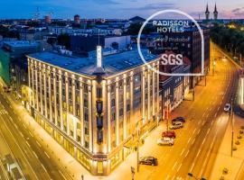 Palace Hotel Tallinn, hotelli Tallinnassa