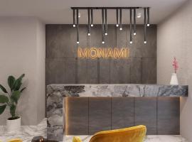 """Отель """"Monami"""", hotel near Rodina Stadium, Khimki"""