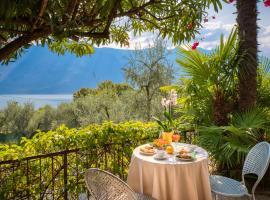 Hotel Silvana Garnì, hotel v destinaci Limone sul Garda