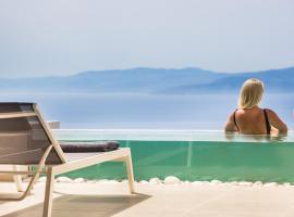 Kefalonian Escape Suites, hotel near Minies Beach, Valeriános