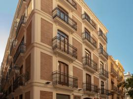 SH Suite Palace - Adults Only, hotel near Valencia North Station, Valencia