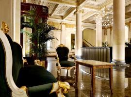 Grand Hotel Et Des Palmes, hotell i Palermo