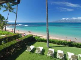 Napili Sunset Beach Front Resort, serviced apartment in Lahaina
