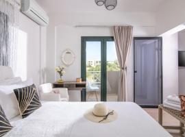 NEW Aether Apartment near the sea, budget hotel in Hersonissos
