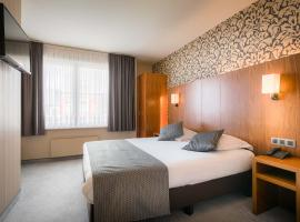 Best Western Hotel Chamade, hotel em Gante