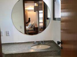 FLAT hotel de fama internacional, serviced apartment in Goiânia