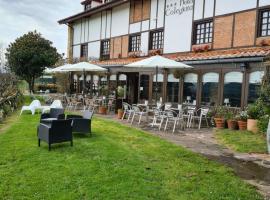Hotel Colegiata, hotel in Santillana del Mar