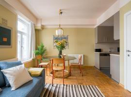 Smartflats Design - Ghent Central, apartment in Ghent