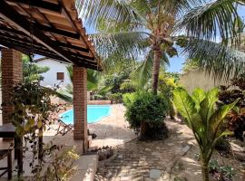 Pousada do Fred, hotel with pools in Barra Grande