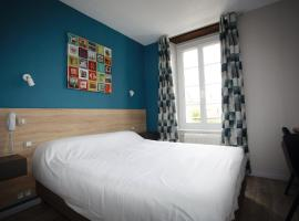Contact Hôtel - Hôtel Le Lion d'Or Lamballe, hotel in Lamballe
