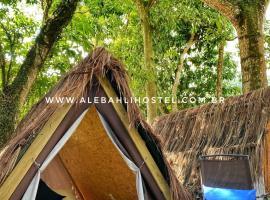 Smartcamp Ilhabela, luxury tent in Ilhabela