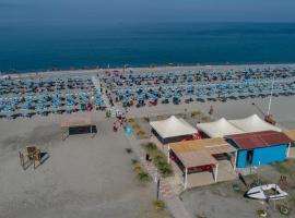 Apulia Hotel Forte Club Scalea, hotel a Scalea