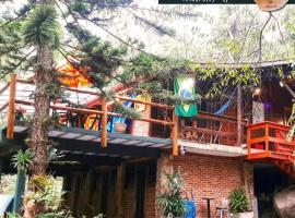 EcoLodge Hostel, hotel in Petrópolis