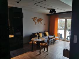 Apartament kwiatowa, budget hotel in Piła