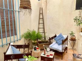 ART'APPART, apartment in Narbonne