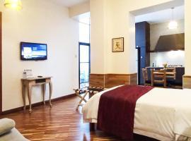 Casa Joaquin Boutique Hotel, hotel in Quito