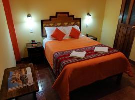 HOSPEDAJE LA POSADA DE OLGER - MACHUPICCHU, hotel in Machu Picchu