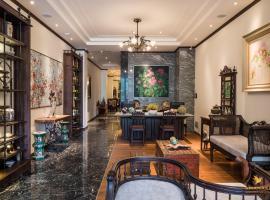 Amanaki Saigon Boutique Hotel, hotel in Ho Chi Minh City