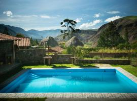Sacred Valley View, hotel with pools in Urubamba