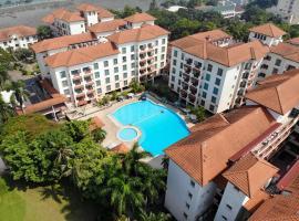 Diamond Westlake Suites, apartment in Hanoi