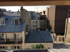 Petit studio indépendant à Paris, homestay in Paris