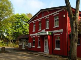 Landgasthaus Zum Müden, hotel in Schneverdingen