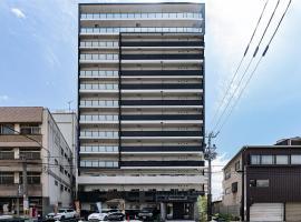 谷町君ホテル 難波80, apartment in Osaka