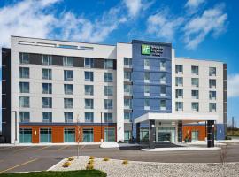 Holiday Inn Express & Suites Windsor East - Lakeshore, an IHG Hotel, hotel near GM World, Lakeshore