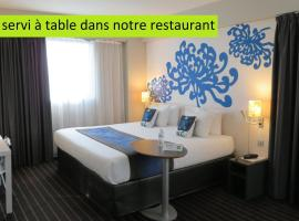 ibis Styles Bordeaux Centre Mériadeck, hotel near Wine and Trade Museum, Bordeaux