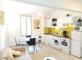 La pause Occitane - Appartement 6 voyageurs au pied de la cité médiévale, hotel with jacuzzis in Carcassonne