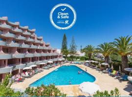 Luna Clube Oceano, hotel in Albufeira