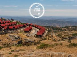 Luna Chalets da Montanha - Serra da Estrela, hotel en Covilhã
