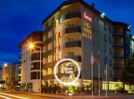 Luna Fatima Hotel, hotel in Fátima