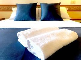 Hotel B&B Des Bains, отель в городе Милано-Мариттима