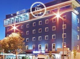 Luna Esperanca Centro Hotel, hotel em Setúbal