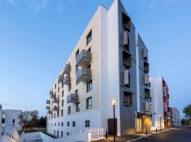 Néméa Appart'Hôtel Vélizy Europe, hotel in Vélizy-Villacoublay