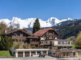 Le Rookie Mountain, hotel in Le Grand-Bornand