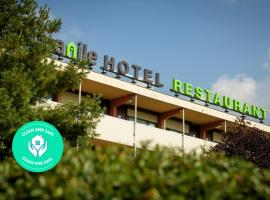 Campanile Hotel & Restaurant Gorinchem, hotel in Gorinchem